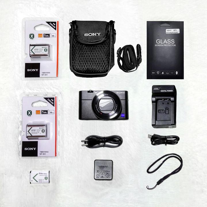 【極新】Sony RX100 M4數位相機 公司貨+Sony相機包+座充+限量128G記憶卡-RX100M4