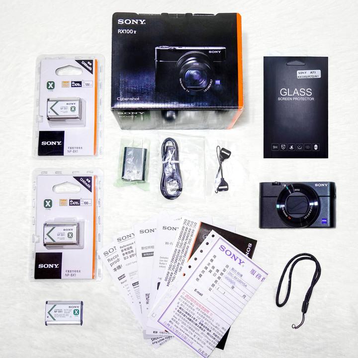 【極新】Sony RX100 M5A 升級款 數位相機 公司貨 +3顆原廠電池-RX100M5A