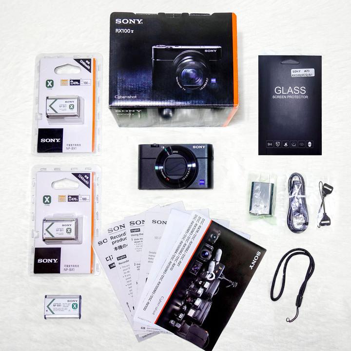 【極新】Sony RX100 M5A 升級款 數位相機 +3顆原廠電池-RX100M5A