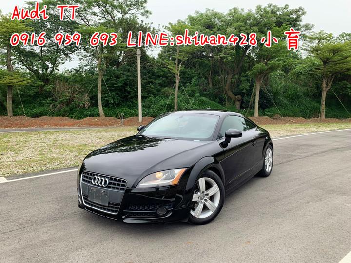 《《 07 年 Audi TT 2.0cc 復古老TT 親民價格好入手 》》