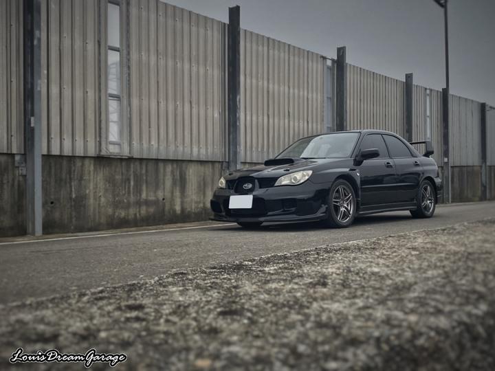 實價刊登 2006 Subaru Impreza WRX 經典原廠手 僅跑9萬 可全額貸款 月繳8000