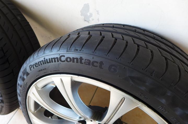 BMW 專用18吋 輕量化鋁圈 + 235/40/18 輪胎