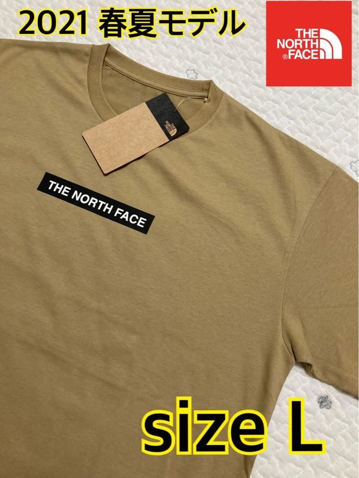 日本限量發售 The North Face 2021 NT321001X 沙漠色 L 號 只有一件 男女皆適宜