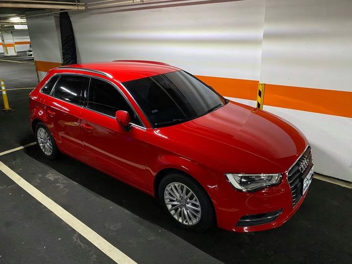 Audi A3 30TFSI