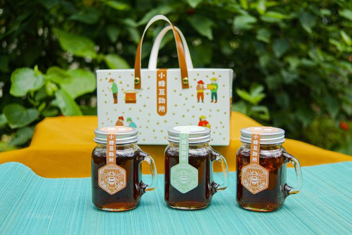 小蜂互助所森林蜜禮盒