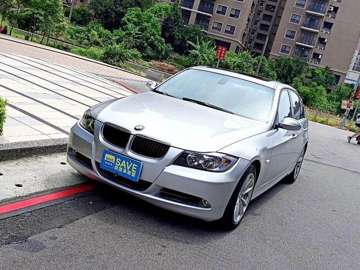 ➡️2006 BMW3-Seeies Sedan 320i 2.0L ✨剛保養所有耗材已更換過!0頭款/免保人/超額貸 通通沒問題!✨