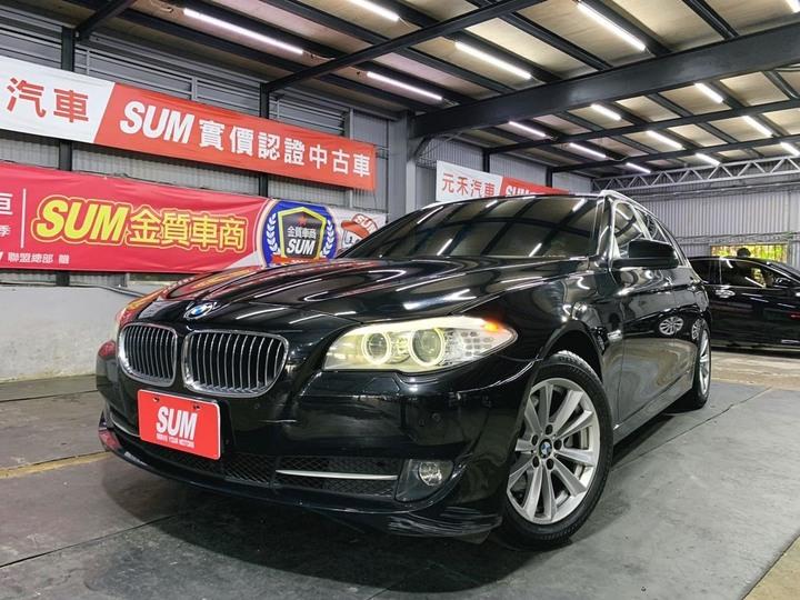 正2013年 總代理BMW (F11) 5-Series Touring 520i