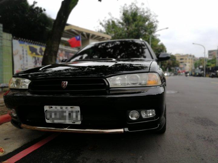 Subaru Legacy BG5  AWD、手排 、雙凸2.5NA**無引擎號碼**