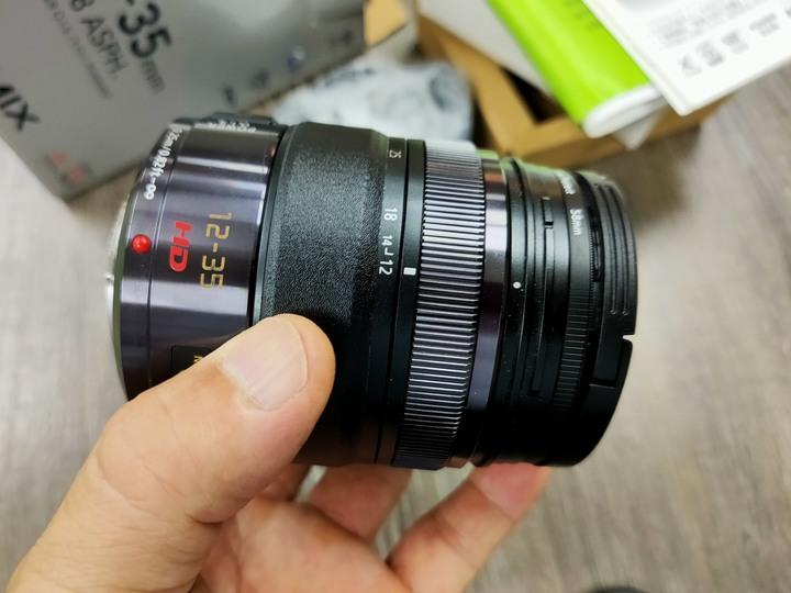 Panasonic 12-35mm F2.8 ASPH鏡頭