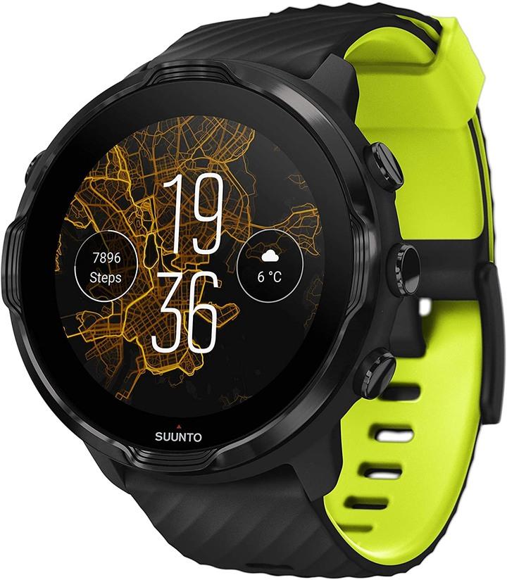 最新發表SUUNTO 7智慧運動手錶