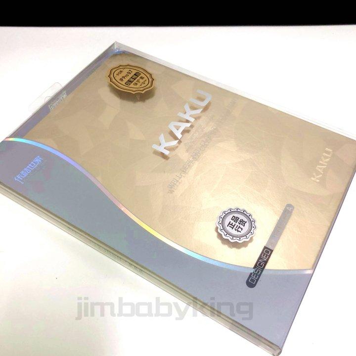 全新 KAKU 佧酷 iPad Pro 9.7 平板 皮套 保護套 智能休眠 超薄 金絲紋 可立式 高雄可面交
