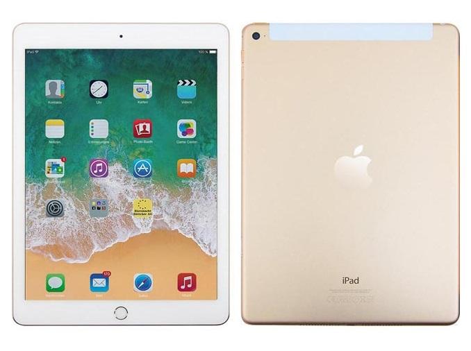 全新 APPLE iPad 2018版 4G LTE 128G 9.7 金色 銀白 太空灰黑 公司貨保固一年 高雄可面交
