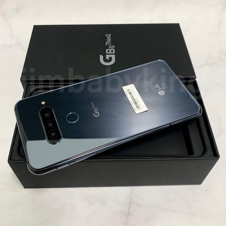 現貨 全新庫存機 LG G8S ThinQ 鏡面黑 128G 6.2吋 雙卡 台灣公司貨 原廠保固到7月底 高雄可面交