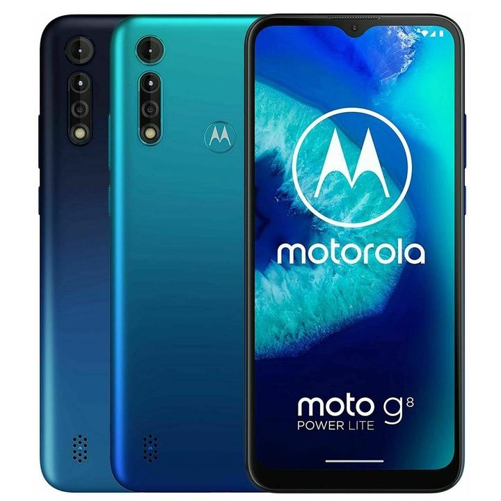 全新 Motorola Moto G8 Power Lite 64G 6.5吋 G8P 台灣公司貨 保固一年 高雄可面交