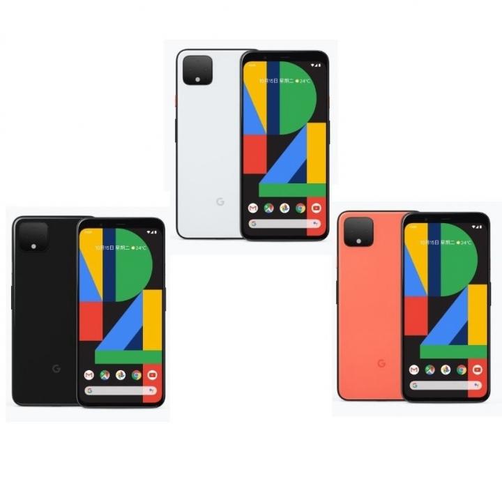 全新未拆 Google Pixel 4 XL 128G 6.3吋 就是白 純粹黑 如此橘 台灣公司貨保固一年 高雄可面交