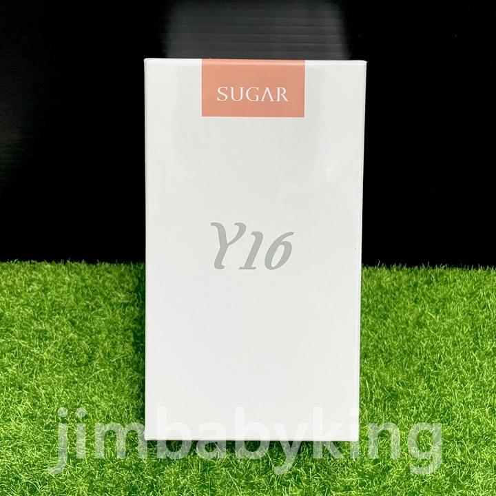 現貨 全新未拆 糖果 SUGAR Y16 香檳金 32G 5.45吋 四核心 雙卡 全螢幕手機 台灣公司貨 高雄可面交