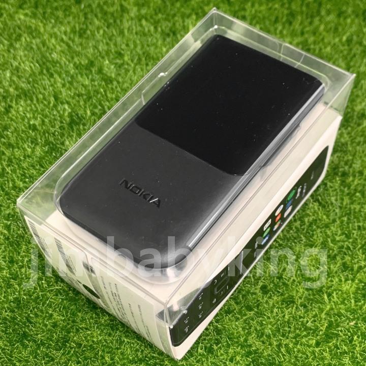 現貨 全新未拆 NOKIA 2720 Flip 黑色 2.8吋 4G 翻蓋式 雙螢幕手機 台灣公司貨保固ㄧ年 高雄可面交