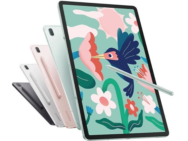 全新 三星 SAMSUNG Tab S7 FE wifi T733 12.4吋 黑銀粉綠 台灣公司貨保固一年 高雄可面交