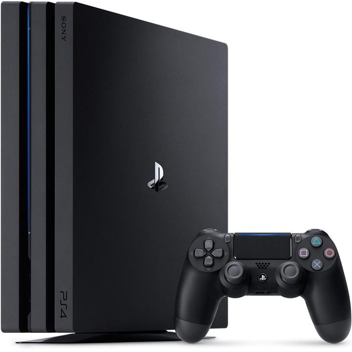 全新未拆 索尼 SONY PS4 Pro 1TB 極致黑 遊戲主機 CUH-7218 保固ㄧ年 台灣公司貨 高雄可面交