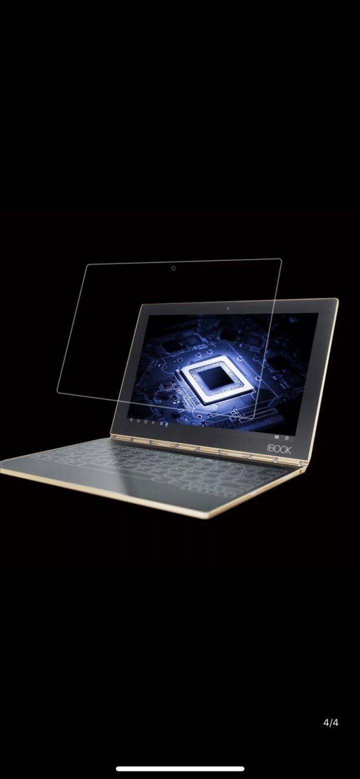 【Lenovo】Yoga Book 10.1吋 FHD二合一平板筆電 鋼化膜