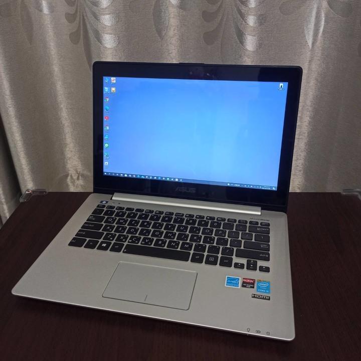 【功能正常】ASUS Vivobook S301LP 13.3吋 Full HD觸控螢幕 筆記型電腦 筆電 i5 DDR3