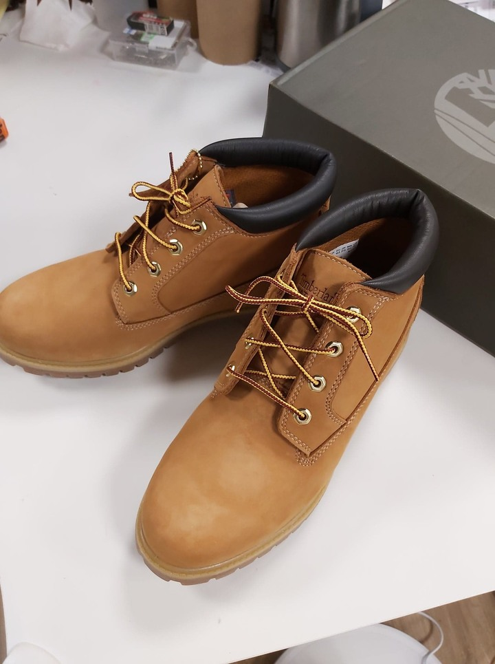 Timberland 男款經典中筒防水黃靴 23061231 US 9.5