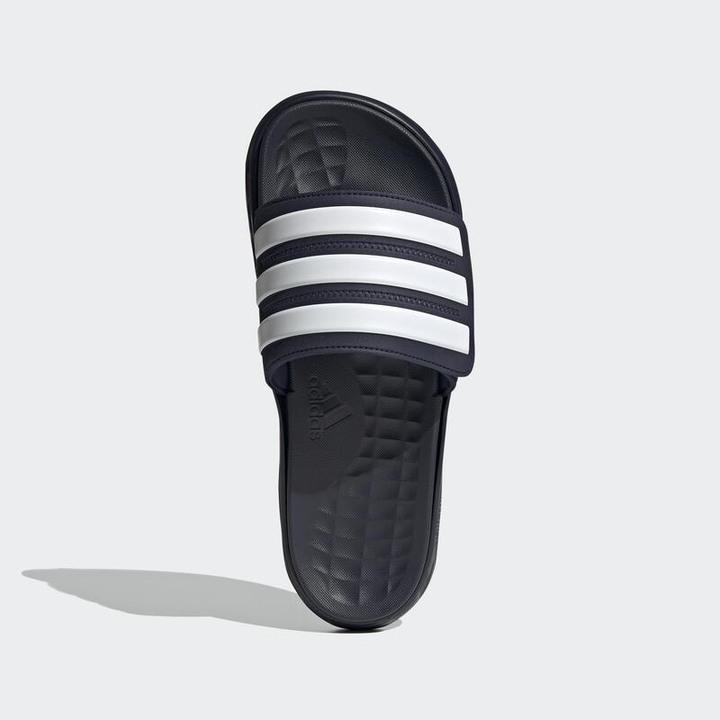 adidas Duramo SL 運動 拖鞋 涼鞋 藍色 愛迪達