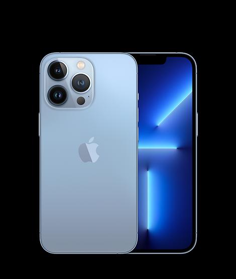 全新 iPhone 13 Pro 128G  天峰藍 現貨