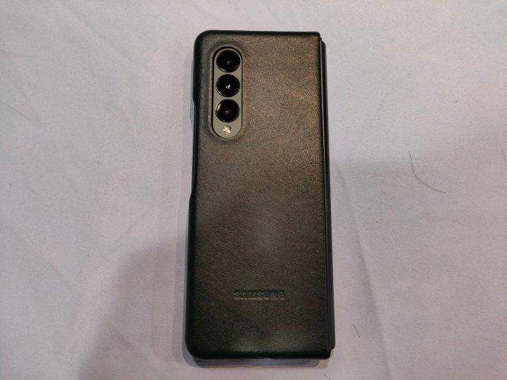 Samsung Z Fold3 冷杉綠 512g