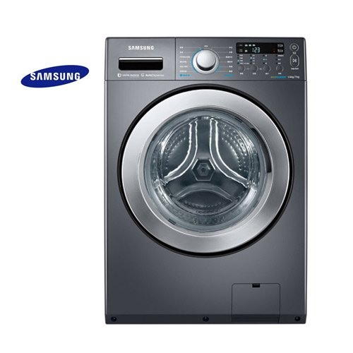 SAMSUNG 三星 14公斤 變頻滾筒洗脫烘洗衣機 WD14F5K5ASG/TW