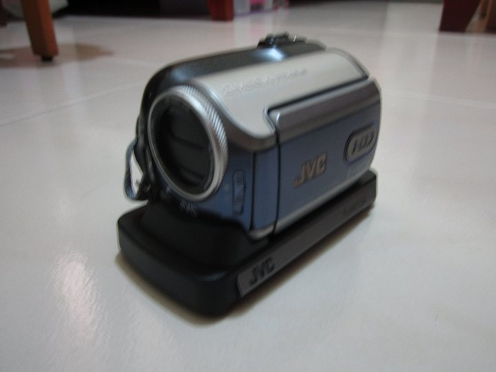 JVC GZ-MG275-ATW DV 數位 攝錄放影機,功能正常