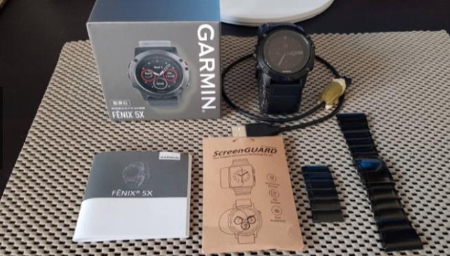 Garmin Fenix 5X GPS智慧手錶