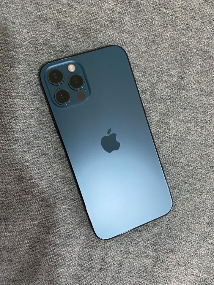 iPhone 12 Pro 128GB+原廠 MagSafe 皮革保護殼 保內