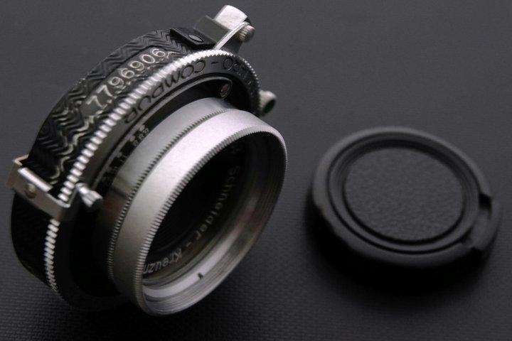 Schneider 信乃達 Angulon f 6.8 65mm