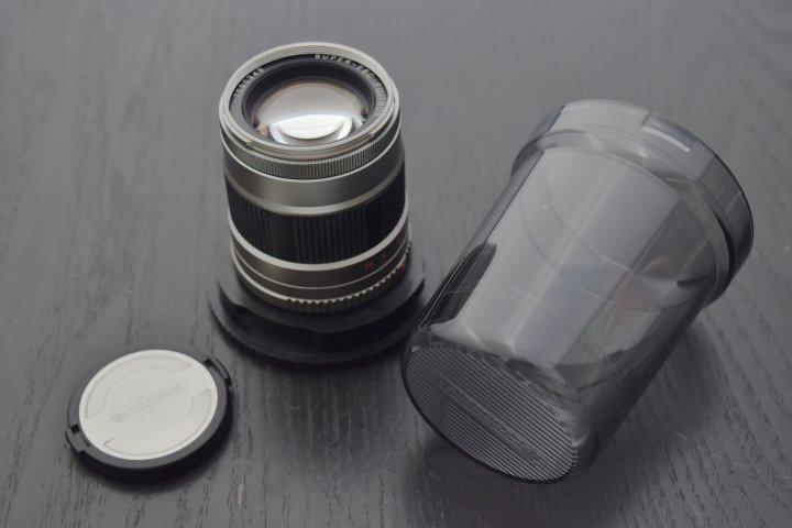 Fujifilm Fujinon Super - EBC 1:4 f=90mm