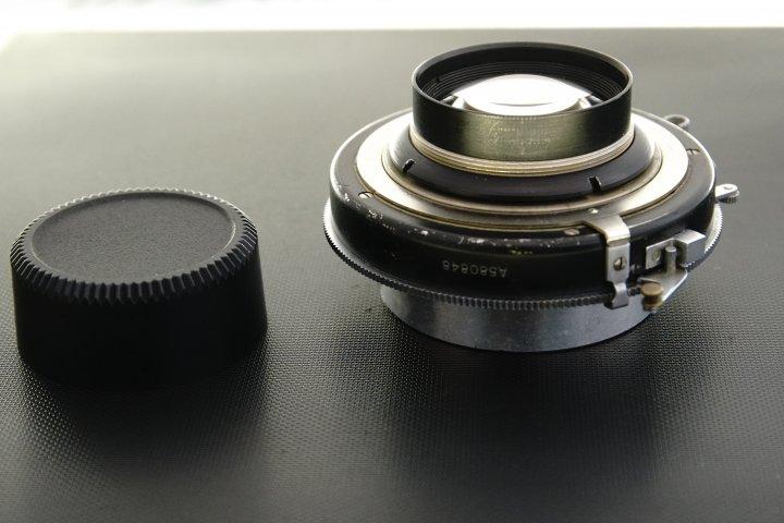 Schneider Xenotar lens F 2.8 80 mm