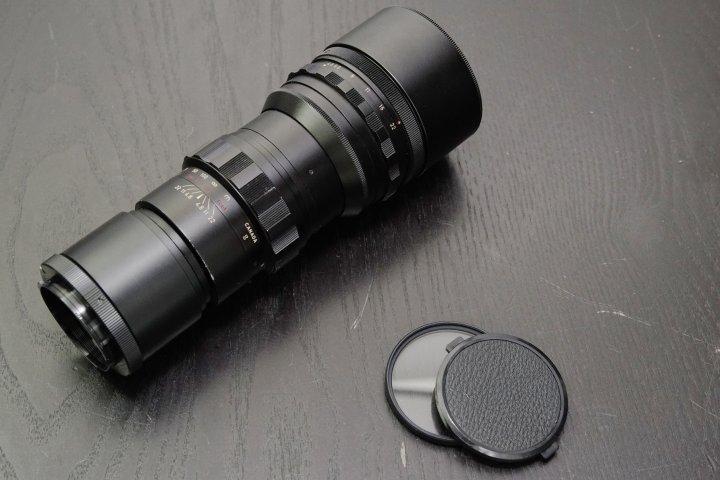 LEITZ CANADA TELYT 280mm F 4.8 Visoflex Leica R