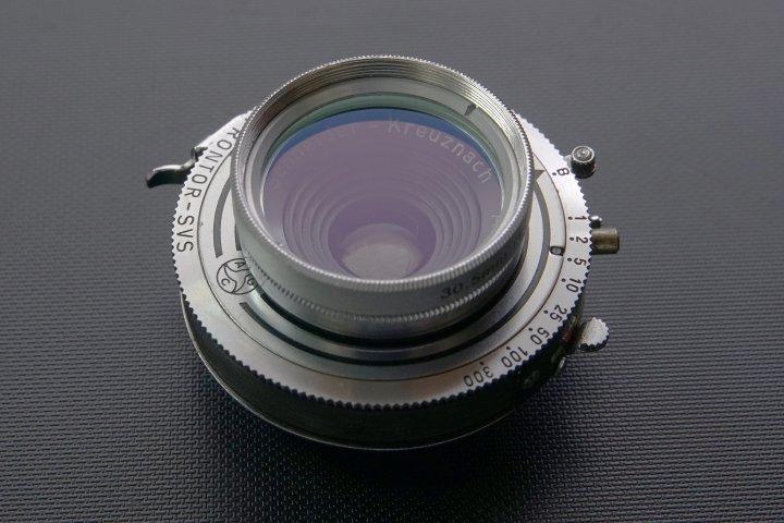 Schneider Kreuznach Angulon f 6.8 65mm