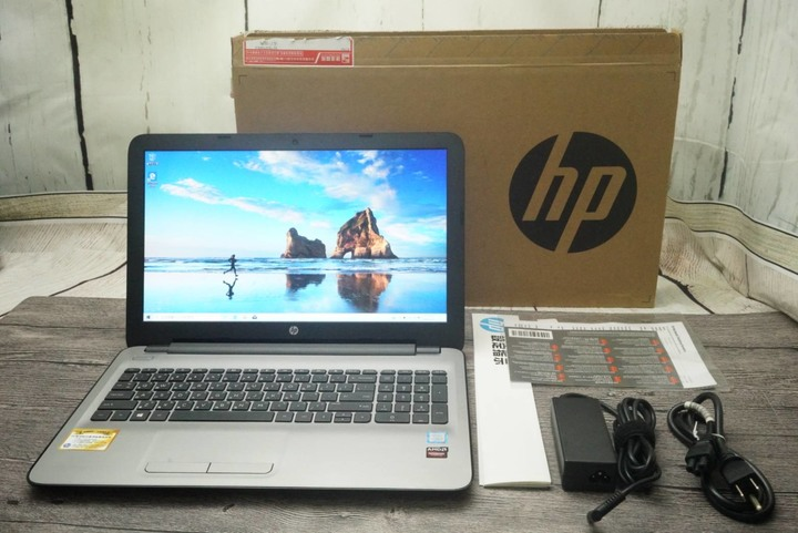 HP 15-ay110TX 15吋筆電 i5-7200U 4G 256G SSD 2G獨顯