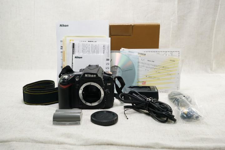 Nikon D90 快門數51023 單機身