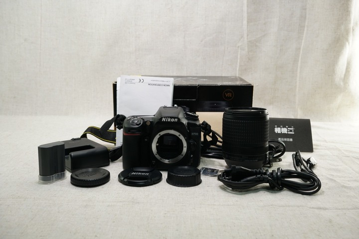 Nikon D7500 AF-S DX NIKKOR 18-140MM F3.5-5.6G ED VR 盒單 快1407
