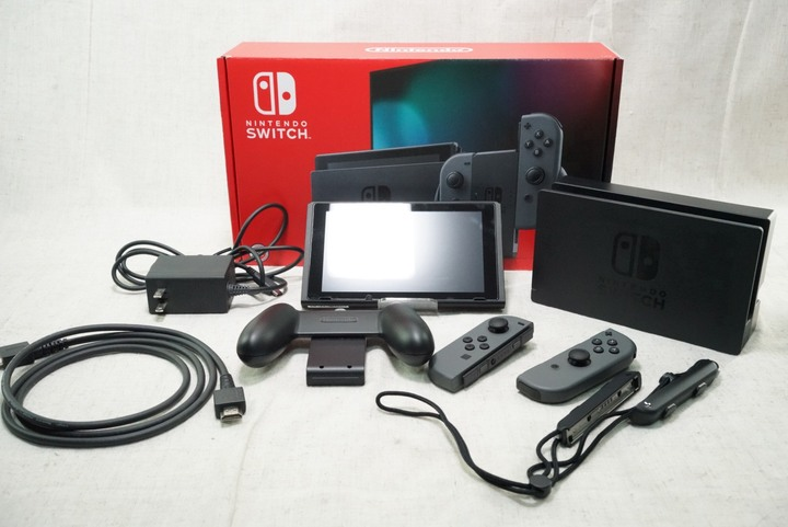 Nintendo Switch hac-001(-01)黑 2020
