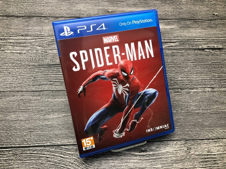 SONY PS4 漫威蜘蛛人 中文版 Marvel's Spider-Man