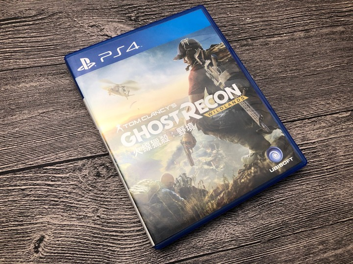 SONY PS4 火線獵殺 野境 Tom Clancy's Ghost Recon Wildlands 中文版