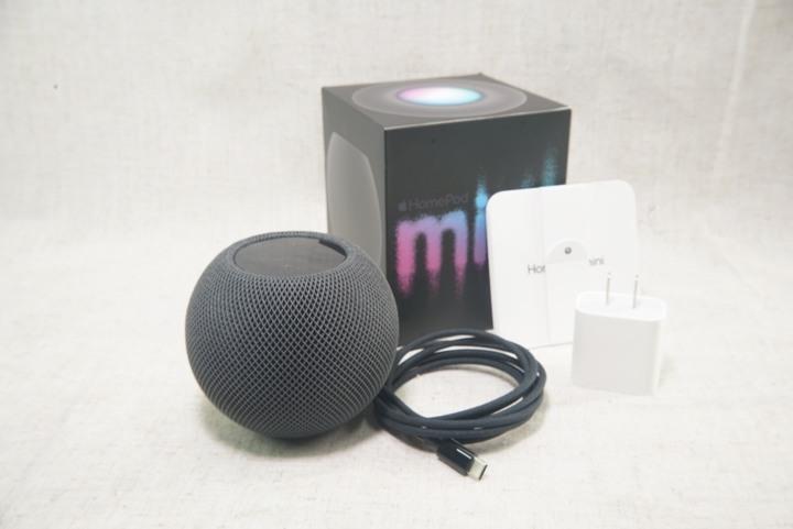 Apple HomePod mini 藍芽音響 A2374 拆封未使用