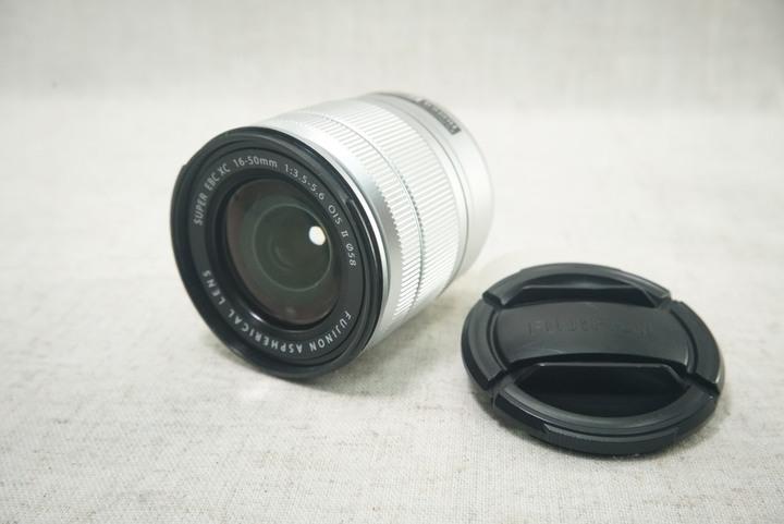 FUJINON SUPER EBC XC 16-55mm f3.5-5.6 OIS II 標準變焦鏡頭