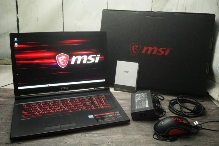 MSI GP73 8RF-673TW i7-8750H 8G 256G+1T 1070 8G 保2020/12/19