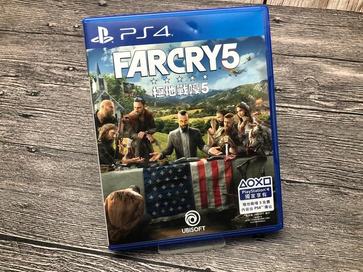 SONY PS4 極地戰嚎 5 Far Cry 5 中文版