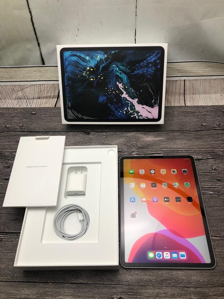 Apple iPad Pro 11吋 Wi-Fi 1T MTXW2TA/A a1980 保固至2021/2/8 512