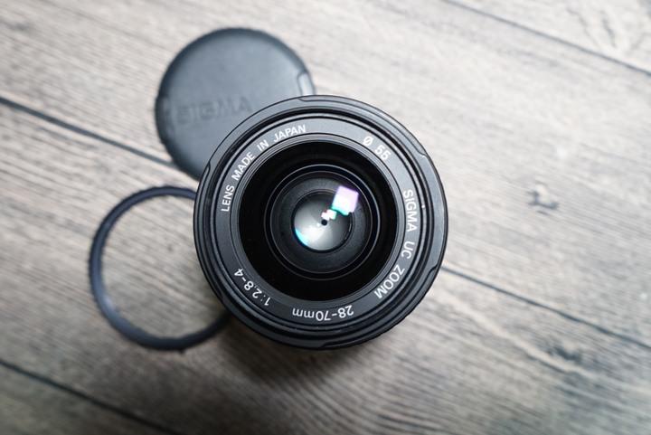 Sigma 28-70mm D F2.8-4 UC For Nikon